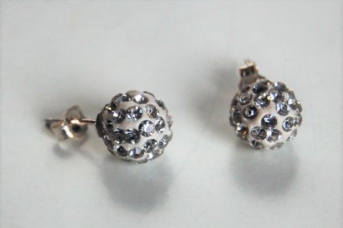 Swarovski Ball Stud Earrings SE04 WAS £14